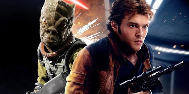15 chi tiết thú vị mà fan Star Wars không thể bỏ qua trong Solo: A Star Wars Story - Ảnh 11.
