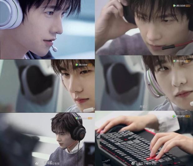 Hóa cao thủ game online, Dương Dương lần nữa được khen đẹp trai không góc chết - Ảnh 3.