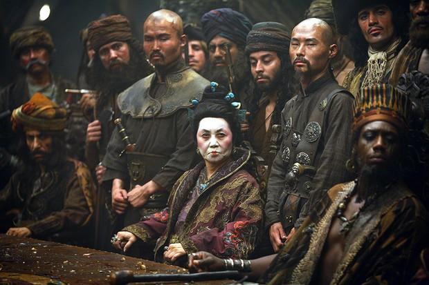 Trịnh Nhất Tẩu - Từ gái lầu xanh đến nữ cướp biển quân số 8 vạn, làm khiếp đảm Thanh triều - Ảnh 1.