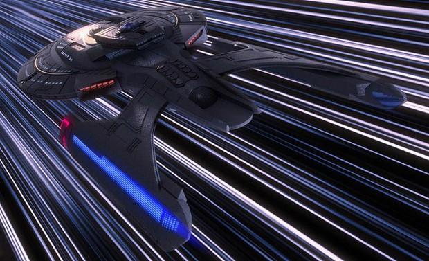 Động cơ du hành không gian warp drive - nhảy thẳng đến hành tinh khác có thật hay không? - Ảnh 1.