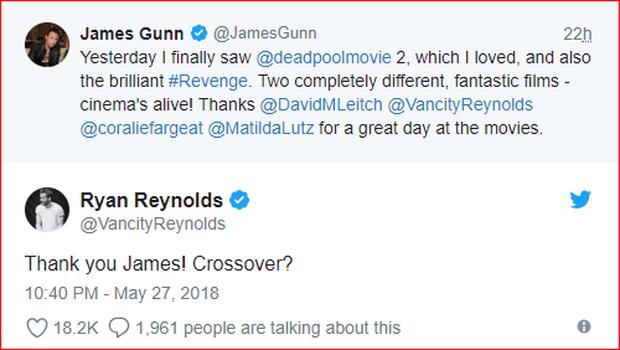 Hết Deadpool và Vệ Binh Dải Ngân Hà đòi làm phim chung, bố già Stan Lee cũng gạ đến vũ trụ Harry Potter - Ảnh 1.