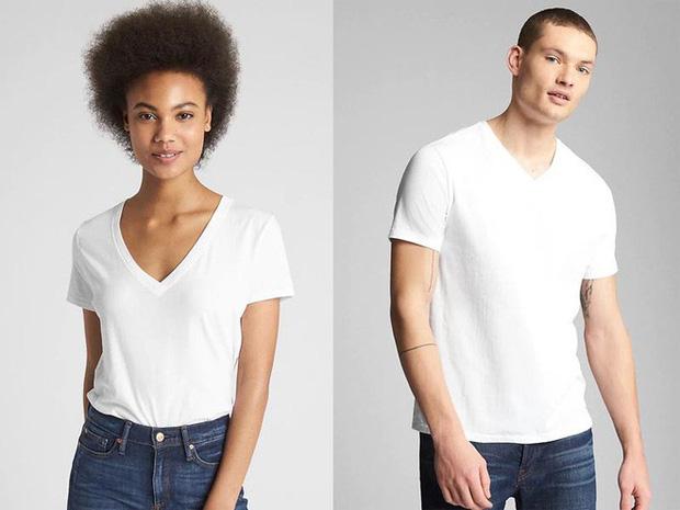 Cùng kiểu dáng nhưng áo phông nữ lại có giá cao hơn 45% so với áo nam và đây là lý giải cho sự chênh lệch này  - Ảnh 2.