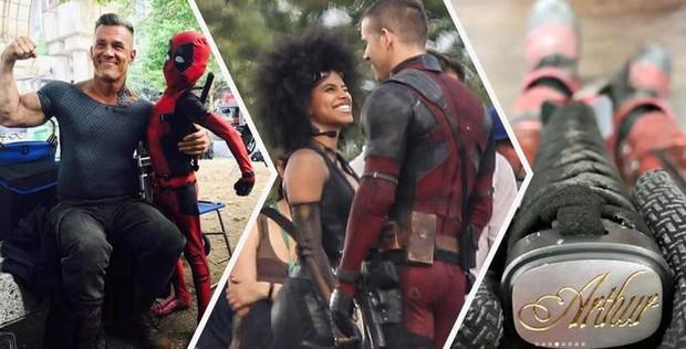 21 bí mật hậu trường Deadpool 2 mà bạn chỉ ước được biết sớm hơn (Phần 1) - Ảnh 1.