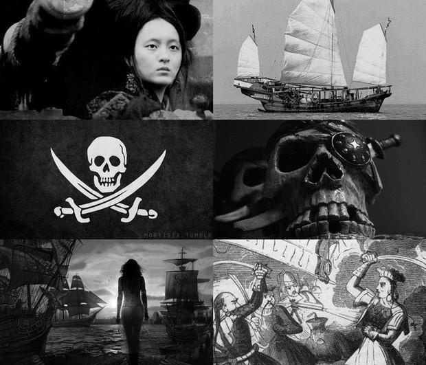 Trịnh Nhất Tẩu - Từ gái lầu xanh đến nữ cướp biển quân số 8 vạn, làm khiếp đảm Thanh triều - Ảnh 3.