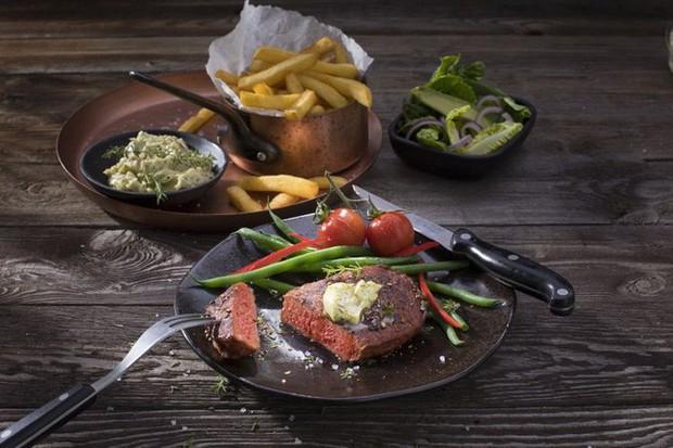 Tin vui cho người ăn chay: đã có món thịt bò chay 100% làm từ thực vật bán ra thị trường - Ảnh 4.
