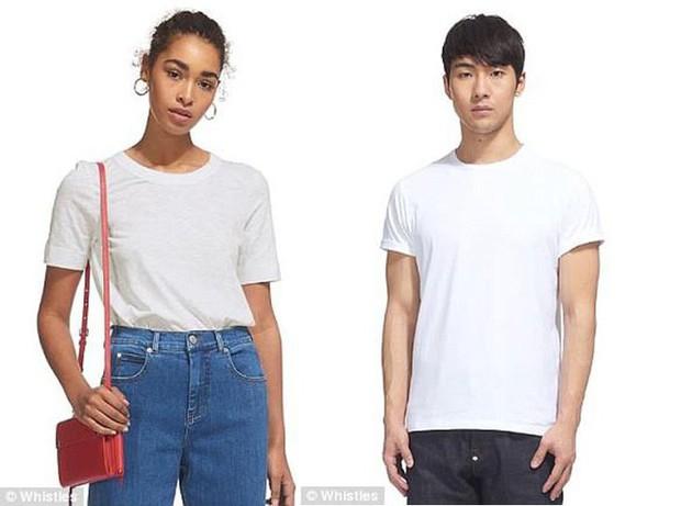Cùng kiểu dáng nhưng áo phông nữ lại có giá cao hơn 45% so với áo nam và đây là lý giải cho sự chênh lệch này  - Ảnh 5.