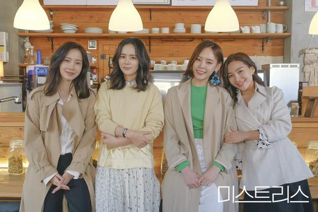 Phim 19+ siêu drama của Han Ga In: Ngập cảnh nóng và ngoại tình, quá hợp cho ai có khẩu vị mặn - Ảnh 4.