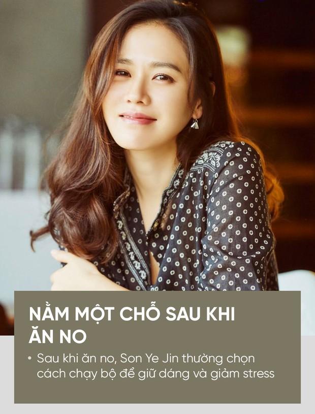 Đây là 4 điều mà chị đẹp Son Ye Jin không bao giờ làm để có thể giữ dáng nuột nà - Ảnh 3.
