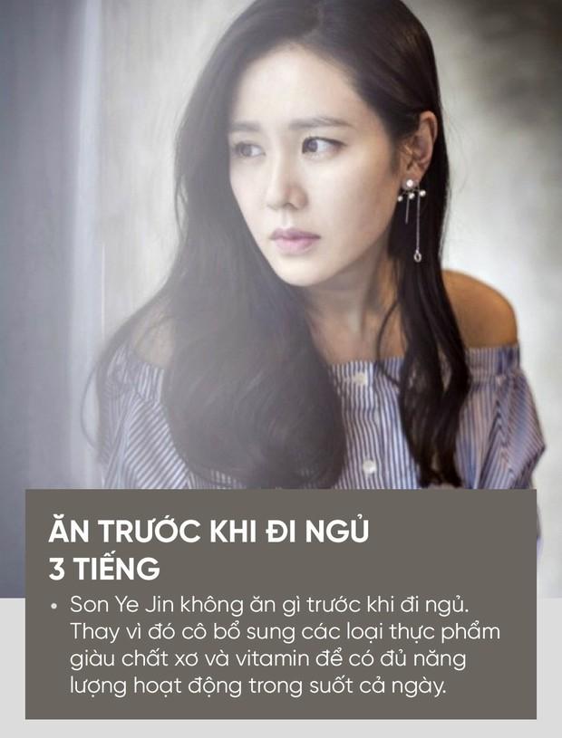 Đây là 4 điều mà chị đẹp Son Ye Jin không bao giờ làm để có thể giữ dáng nuột nà - Ảnh 7.