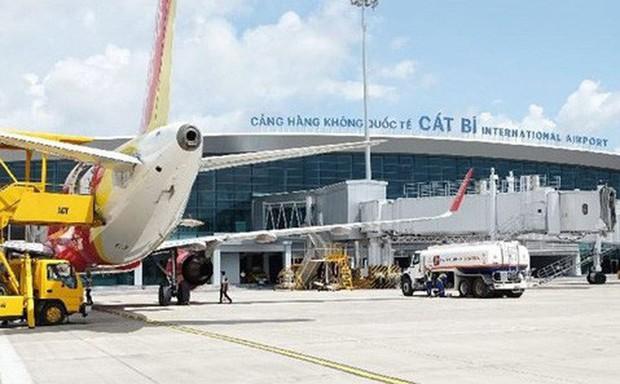 Nữ du khách Trung Quốc dọa có bom ở sân bay Cát Bi, Hải Phòng - Ảnh 1.