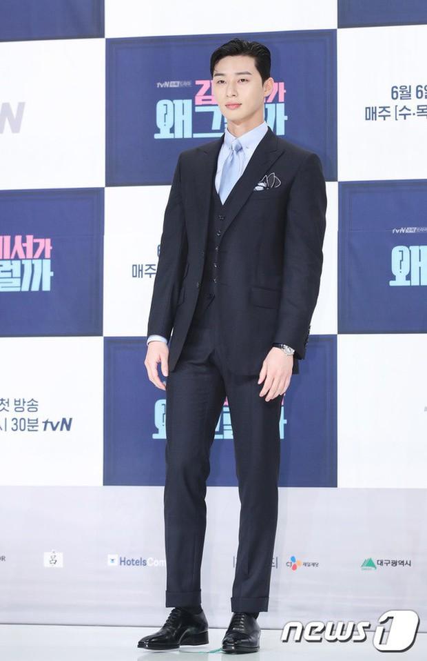 Chính thức trở lại, Park Min Young đẹp choáng ngợp và khoe vòng 1 siêu khủng bên tài tử Park Seo Joon - Ảnh 13.