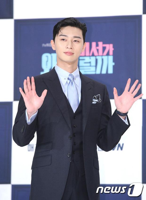 Chính thức trở lại, Park Min Young đẹp choáng ngợp và khoe vòng 1 siêu khủng bên tài tử Park Seo Joon - Ảnh 14.