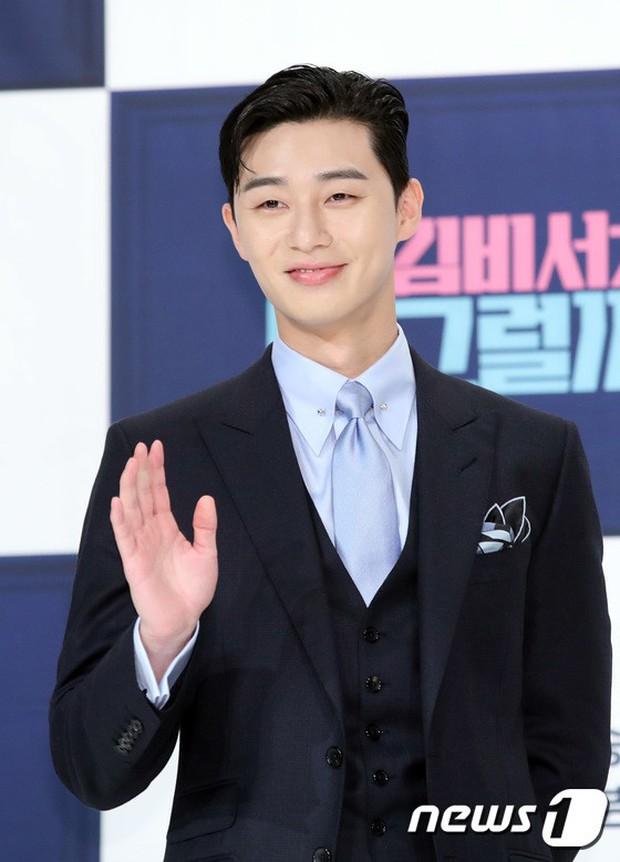 Chính thức trở lại, Park Min Young đẹp choáng ngợp và khoe vòng 1 siêu khủng bên tài tử Park Seo Joon - Ảnh 15.