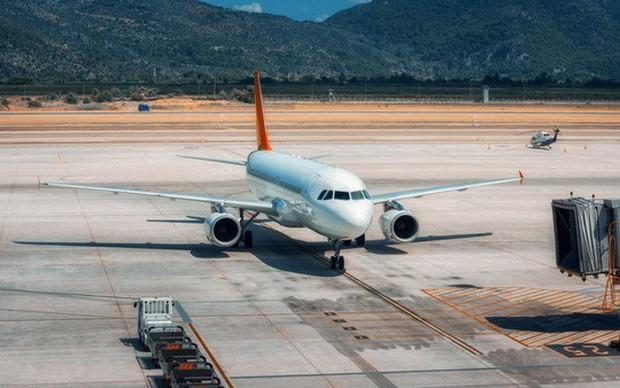 Ngã từ máy bay xuống sân bay, hành khách thiệt mạng - Ảnh 1.