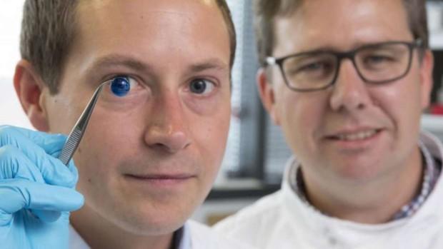 In 3D được cả giác mạc và cấy ghép thành công, con người thực sự đã tới tương lai - Ảnh 2.