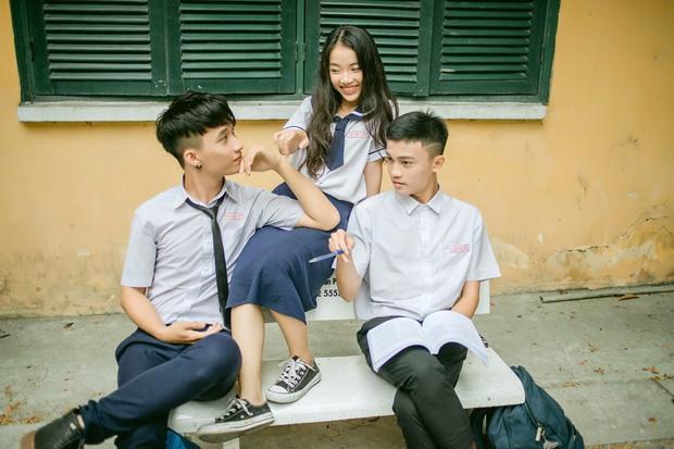 Bộ ảnh tình bể bình của nhóm bạn Sài Gòn: Chúng mình chơi thân đến nỗi bị nhầm là cả 3 đang yêu nhau - Ảnh 9.