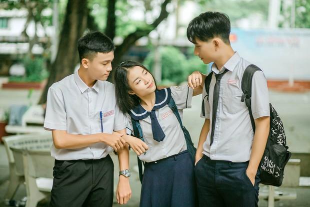 Bộ ảnh tình bể bình của nhóm bạn Sài Gòn: Chúng mình chơi thân đến nỗi bị nhầm là cả 3 đang yêu nhau - Ảnh 18.