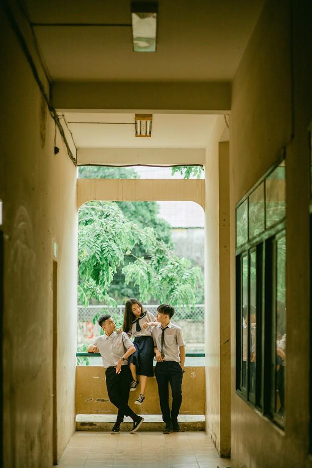 Bộ ảnh tình bể bình của nhóm bạn Sài Gòn: Chúng mình chơi thân đến nỗi bị nhầm là cả 3 đang yêu nhau - Ảnh 21.