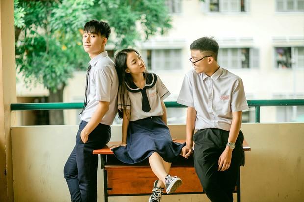 Bộ ảnh tình bể bình của nhóm bạn Sài Gòn: Chúng mình chơi thân đến nỗi bị nhầm là cả 3 đang yêu nhau - Ảnh 2.