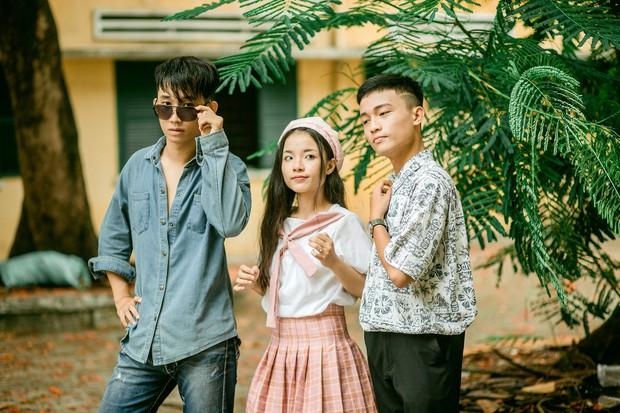 Bộ ảnh tình bể bình của nhóm bạn Sài Gòn: Chúng mình chơi thân đến nỗi bị nhầm là cả 3 đang yêu nhau - Ảnh 10.