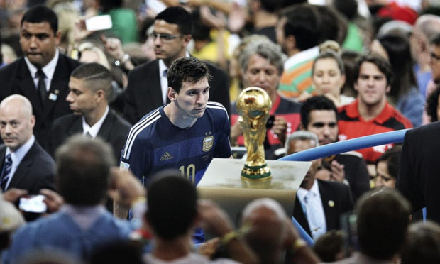 Bóng đá vẫn còn nợ Messi chiếc Cúp vàng thế giới - Ảnh 2.