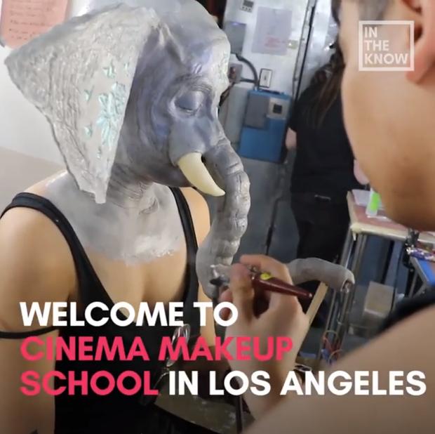 Clip: Quá trình hóa trang kỳ công cho các cảnh đầu rơi máu chảy kinh dị tại Hollywood - Ảnh 2.