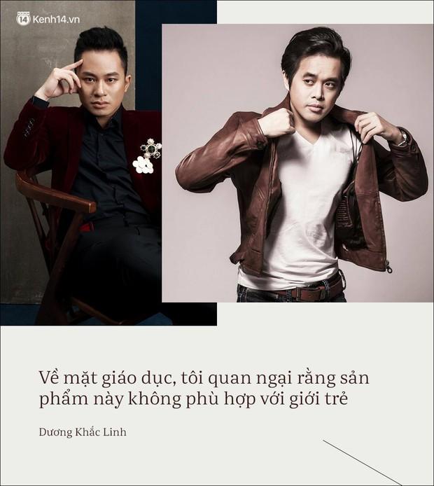 5 phát ngôn ồn ào trong âm nhạc của nhạc sĩ Dương Khắc Linh: 1 lần bất nhất quan điểm và 4 lần đá xéo người khác - Ảnh 8.