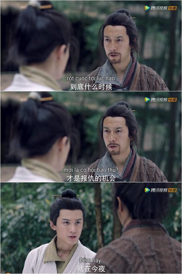 """""""Tam Quốc Cơ Mật"""": Vạn Thiến chấp nhận nhường ngôi hoàng hậu để bảo vệ Mã Thiên Vũ - Ảnh 11."""