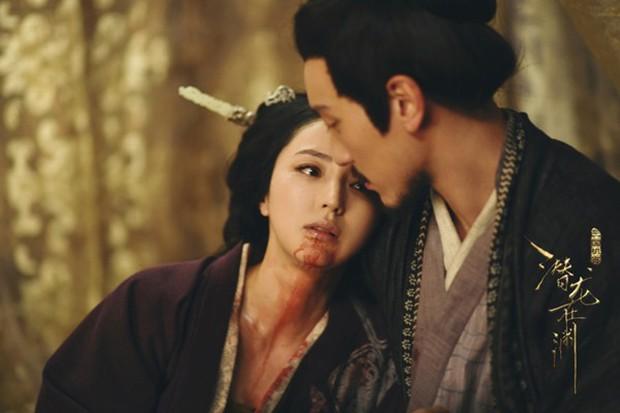 """""""Tam Quốc Cơ Mật"""": Vạn Thiến chấp nhận nhường ngôi hoàng hậu để bảo vệ Mã Thiên Vũ - Ảnh 16."""