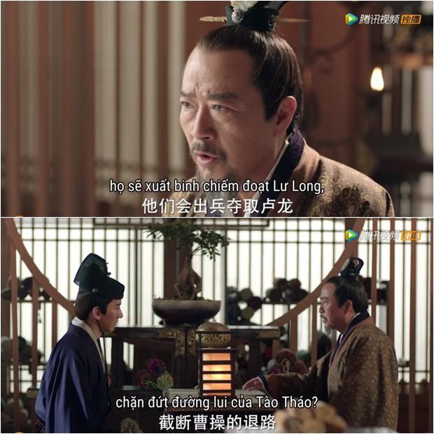 """""""Tam Quốc Cơ Mật"""": Vạn Thiến chấp nhận nhường ngôi hoàng hậu để bảo vệ Mã Thiên Vũ - Ảnh 19."""