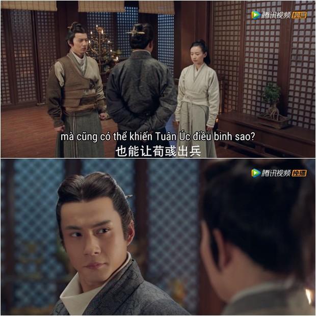 """""""Tam Quốc Cơ Mật"""": Vạn Thiến chấp nhận nhường ngôi hoàng hậu để bảo vệ Mã Thiên Vũ - Ảnh 22."""