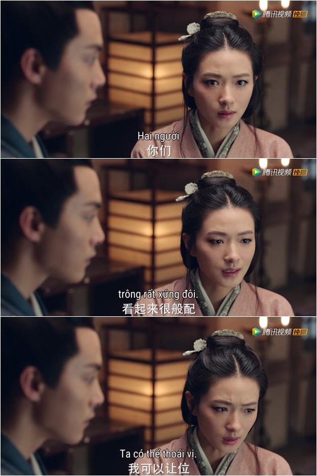 """""""Tam Quốc Cơ Mật"""": Vạn Thiến chấp nhận nhường ngôi hoàng hậu để bảo vệ Mã Thiên Vũ - Ảnh 3."""