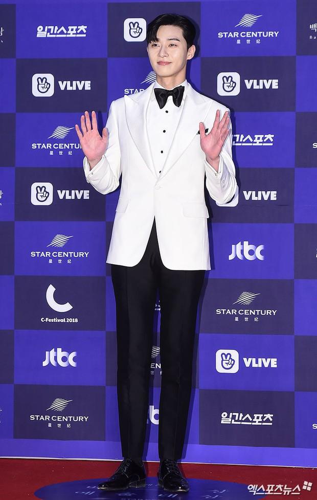 Thảm đỏ Baeksang 2018 chính là sân chơi thời trang sang chảnh cho celeb xứ Hàn - Ảnh 7.