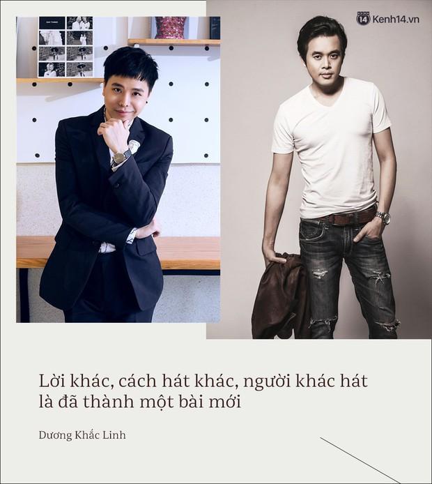 5 phát ngôn ồn ào trong âm nhạc của nhạc sĩ Dương Khắc Linh: 1 lần bất nhất quan điểm và 4 lần đá xéo người khác - Ảnh 1.