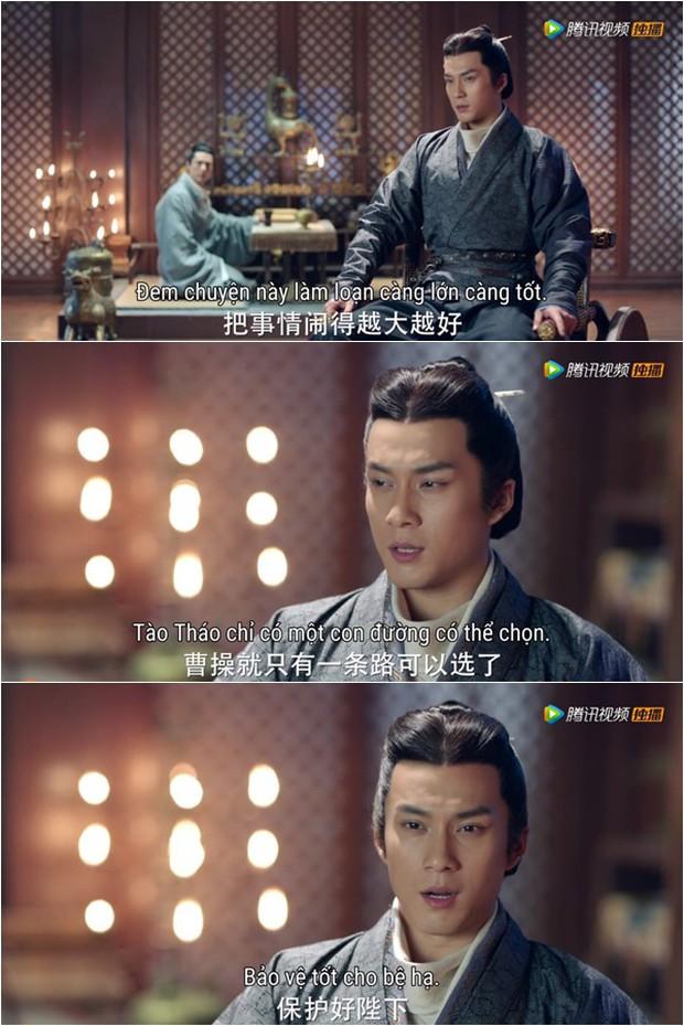 """""""Tam Quốc Cơ Mật"""": Vạn Thiến chấp nhận nhường ngôi hoàng hậu để bảo vệ Mã Thiên Vũ - Ảnh 7."""