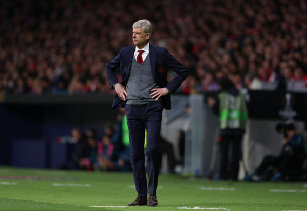 Arsenal chia tay Europa League, kết thúc mùa giải thảm họa của HLV Wenger - Ảnh 19.