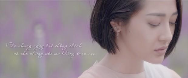 Từng ra mắt 1 MV cận cảnh, Bảo Anh lại làm thêm một MV khác cho ca khúc tạm biệt tình cũ Hồ Quang Hiếu - Ảnh 2.