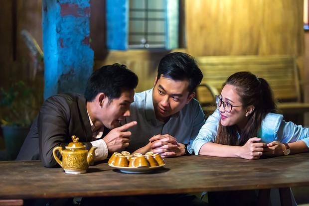 NSND Hồng Vân đối với con ruột mà như con ghẻ, khiến gia đình xào xáo trong phim Hàn remake - Ảnh 1.