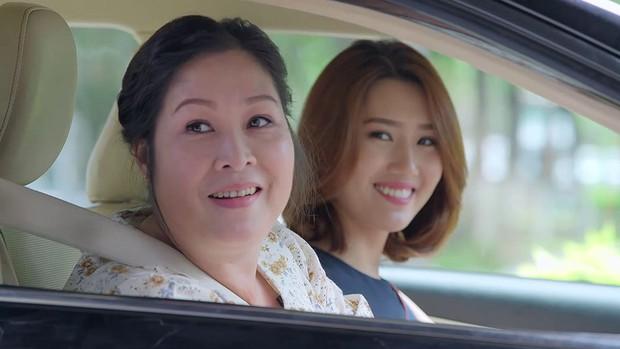 NSND Hồng Vân đối với con ruột mà như con ghẻ, khiến gia đình xào xáo trong phim Hàn remake - Ảnh 3.