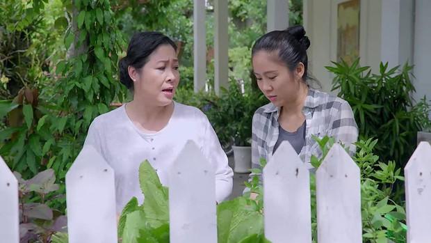 NSND Hồng Vân đối với con ruột mà như con ghẻ, khiến gia đình xào xáo trong phim Hàn remake - Ảnh 2.
