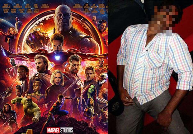 Người đàn ông Ấn Độ được phát hiện đột tử ngay trong suất chiếu Avengers: Infinity War - Ảnh 2.