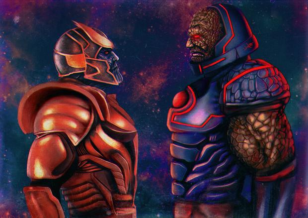 Thanos và 8 gã bạo chúa vũ trụ khiến dân tình mê mệt ở nền văn hóa đại chúng - Ảnh 8.
