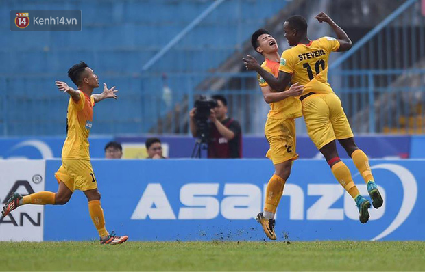 Đức Chinh phá lưới Đặng Văn Lâm, Đà Nẵng vẫn thua kịch tính trước Hải Phòng - Ảnh 6.