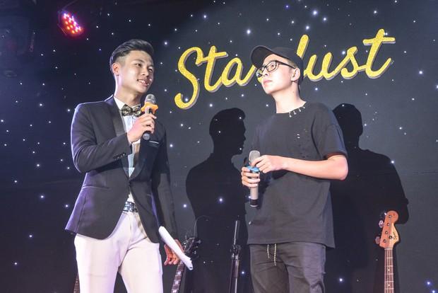 Sinh viên trường Báo cháy hết mình trong đêm nhạc truyền cảm hứng với thánh thả thính Osad, ca sĩ indie Huy Lê - Ảnh 5.