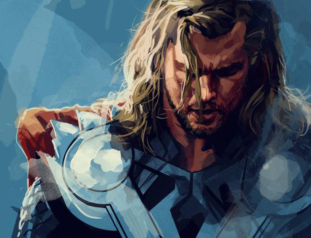 Không còn nghi ngờ gì nữa, vị thần sáng nhất Infinity War của chúng ta đây rồi! - Ảnh 4.