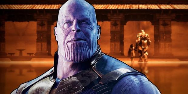 Sau tất cả, nghi vấn về viên đá linh hồn trong Infinity War đã được xác nhận! - Ảnh 1.