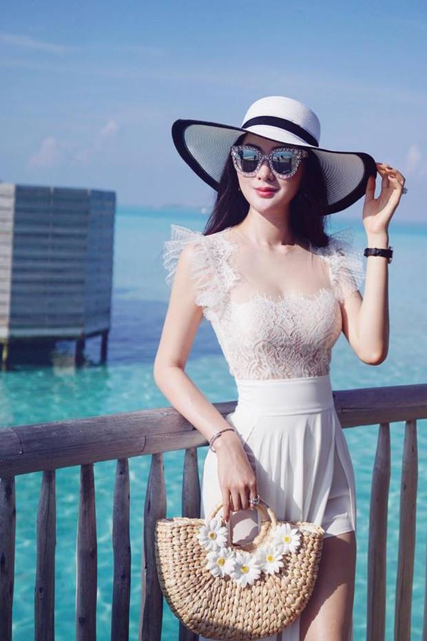 Cứ nói mãi về Ngọc Trinh hay Hà Hồ, ai ngờ showbiz Việt còn có người đẹp này cũng là tay chơi hàng hiệu đáng gờm - Ảnh 15.