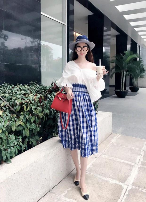 Cứ nói mãi về Ngọc Trinh hay Hà Hồ, ai ngờ showbiz Việt còn có người đẹp này cũng là tay chơi hàng hiệu đáng gờm - Ảnh 25.