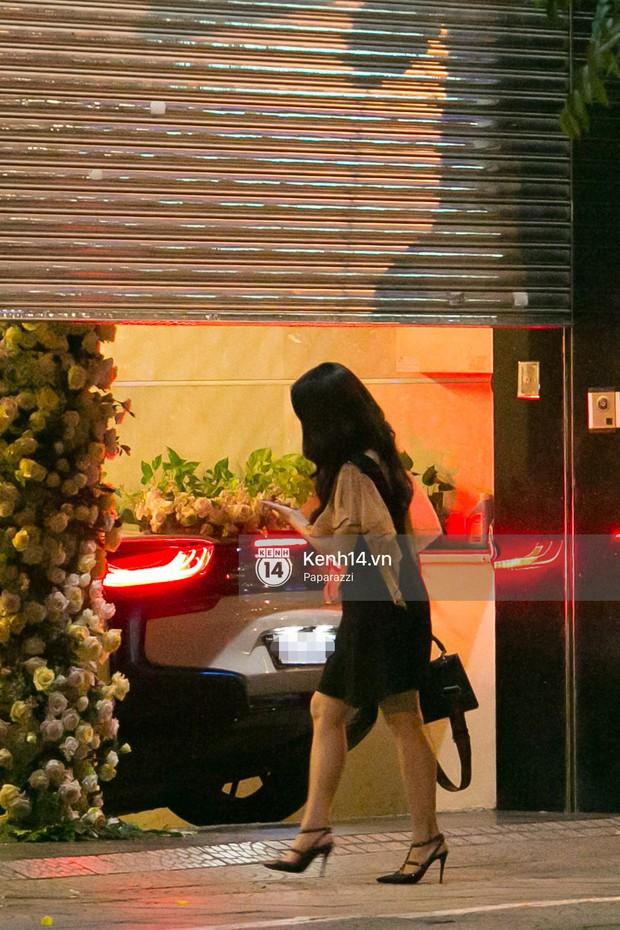 Sau đám cưới, Diệp Lâm Anh thay trang phục giản dị, lên xe 7 tỷ đồng về thẳng nhà chồng - Ảnh 8.