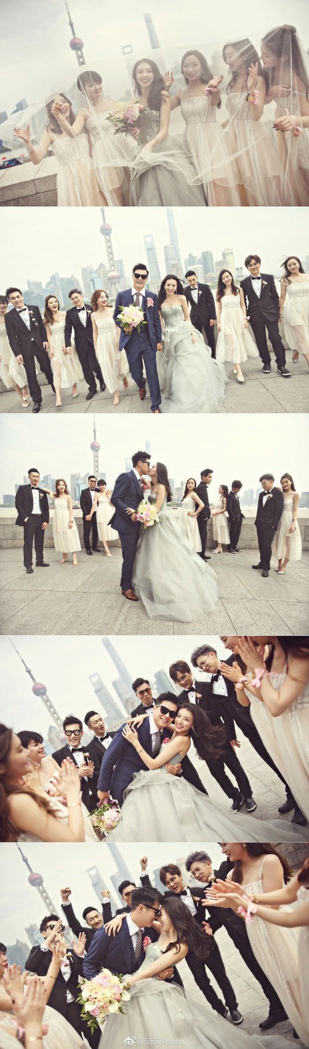 Những đám cưới cổ tích của dàn hot girl vạn người mê từng nổi đình nổi đám khắp Trung Quốc - Ảnh 2.